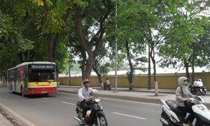 Du lịch bằng xe buýt