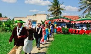 Những nghi lễ trong đám cưới người Chăm