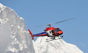 Tầm nhìn có một không hai từ chuyến du ngoạn trực thăng