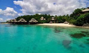 Thiên đường nhiệt đới Samal ở Phillppines