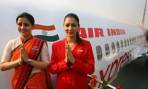 Ấn Độ lo ngại tiếp viên hàng không ngày càng béo