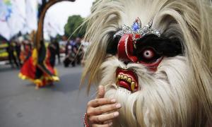 Những lễ hội hấp dẫn khắp thế giới