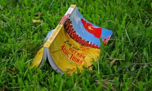 'Bước chân Việt Nam - 4 cực, 1 đỉnh', sách của người trẻ mê phượt