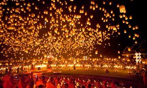 Những lễ hội hấp dẫn nhất thế giới tháng 11