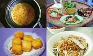 4 món ăn vặt lạ miệng khiến teen Thủ đô mê mẩn