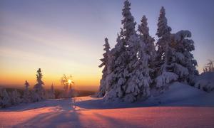 Nước Nga 'đông cứng' khi vào đông