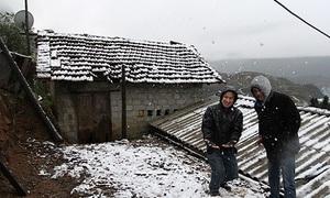 Sa Pa cấm leo Fansipan vì tuyết rơi