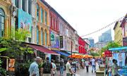 Nhập vai dân địa phương lang thang Singapore