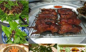 10 món đặc sản Việt làm bạn thấy khiếp đảm