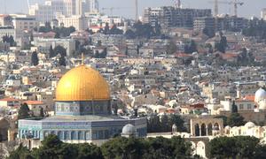 Bình yên đất thánh Jerusalem giữa Trung Đông
