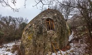 Eski Kermen - thị trấn hang động kỳ lạ trên bán đảo Crimea