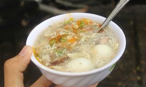Địa chỉ các quán súp cua hút khách ở Sài Gòn