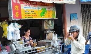 Những món uống giúp hạ nhiệt trong ngày nóng ở Sài Gòn