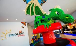Thế giới trò chơi xếp hình trong khách sạn Mỹ