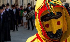 Lễ trừ tà lớn nhất Tây Ban Nha