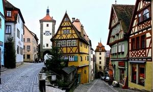 Những thị trấn nhỏ xinh nhất châu Âu