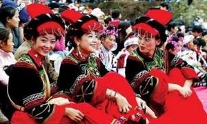 Lễ hội sờ ngực ở Trung Quốc