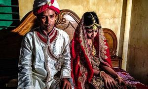 Đám cưới của bạn gái 15 tuổi tại Bangladesh