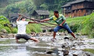 Nguồn gốc hình thành ngôi làng kung fu ở Trung Quốc