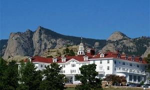 Khách sạn ma ám ở Colorado