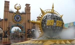 10 điểm du lịch lạ lùng ở Trung Quốc