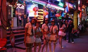 Cuộc sống của những cô gái ở phố đèn đỏ Pattaya