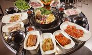 Thưởng thức món thịt nướng thùng phuy Hàn Quốc