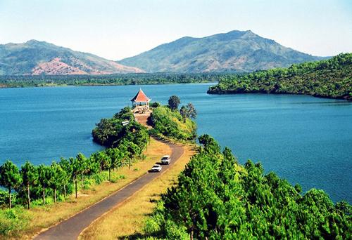 Vẻ đẹp của Biển Hồ. Ảnh: Thuonghieuvn