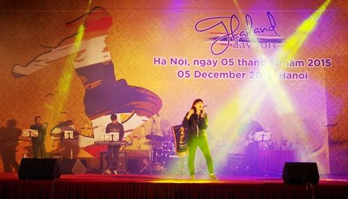 Ngày hội Thái Lan sẽ diễn ra vào lúc 15h đến 22h, thứ 7, 5/12 tại công viên Thống Nhất, Hà Nội nhằm quảng bá về đất nước Thái Lan trên mọi lĩnh vực.