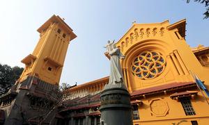 7 nhà thờ đẹp nổi tiếng ở Hà Nội