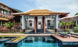 InterContinental Danang Sun Peninsula Resort sang trọng bậc nhất thế giới