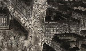 Những thành phố nổi tiếng được vẽ lại từ trí nhớ