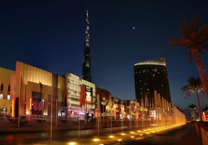 7 điểm mua sắm lý tưởng mùa lễ hội 2016 ở Dubai