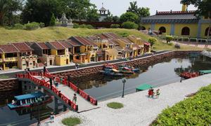 Đầu năm khám phá thế giới giải trí Legoland hàng đầu châu Á