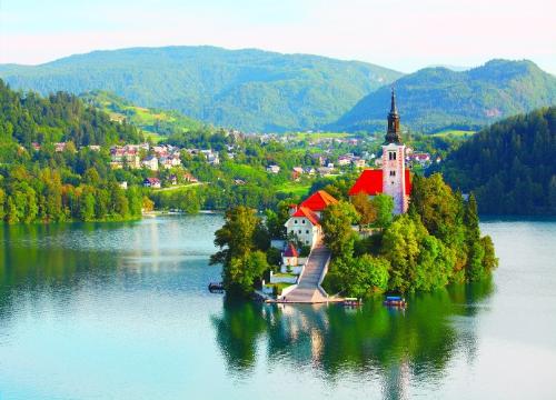 Vẻ đẹp mùa xuân Nam Âu - VnExpress Du lịch
