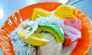 Sữa đậu nành nóng và kem lạnh ở Đà Lạt