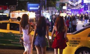 Lượng khách du lịch tử vong ở Thái Lan tăng cao