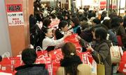 Cầu tài lộc năm mới theo cách của người Nhật