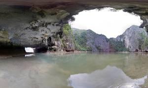 Vẻ kỳ vĩ nơi đoàn phim 'Kong' ghi hình tại Hạ Long