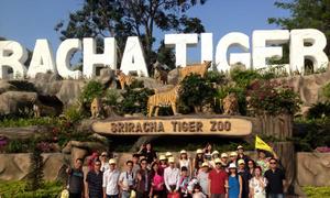Đi tour Thái Lan được đón tại nhà riêng