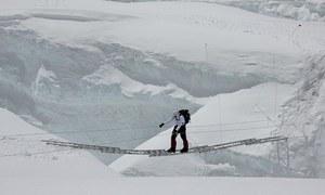 Nỗi sợ hãi của người đàn ông 6 lần chinh phục Everest