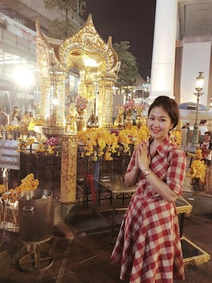 Ví dụ như Thái Lan, chị Tâm đã đến Bangkok, Hatyai, Phuket, Pattaya, mỗi nơi đều có những nét đẹp và văn hoá riêng rất khác biệt. Malaysia thì chị đã ghé Genting, Penang, Malacca, Kuala Lumpur, còn ở Nhật Bản người mẹ 30 tuổi đã có dịp tới Osaka, Fukuoka, Tokyo, Kyoto, mỗi lần chị lại cảm thấy rất khác biệt và thú vị.