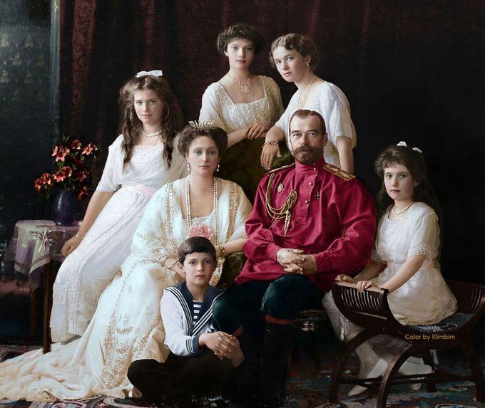 Bộ ảnh về người Nga gần 100 năm trước