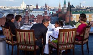 Tổng thống Obama tại những điểm du lịch lừng danh