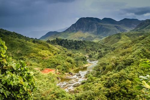 Mặc dù nằm trong top những quốc gia nghèo nhất thế giới nhưng Madagascar lại là điểm đến cực kỳ đặc biệt nhờ đời sống hoang dã độc đáo và cảnh quan đa dạng hơn bất cứ đâu, với 80% quần thể động thực vật là độc nhất vô nhị. Ảnh: iexplore.