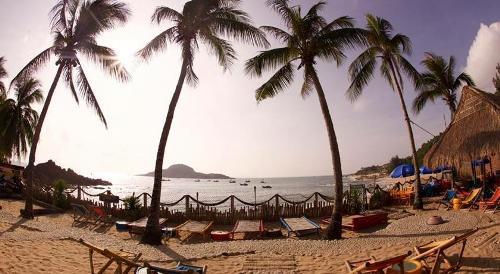 Lifes A Beach, Quy Nhơn. Ảnh: Lifeabeach.