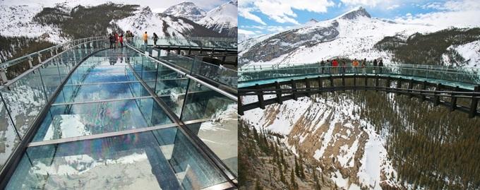 10 cây cầu kính nổi tiếng thế giới