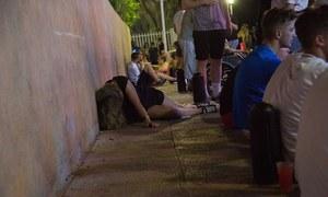 Đêm thác loạn trong khu nghỉ mát nổi tiếng ở Tây Ban Nha