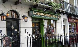 Ngôi nhà trên phố Baker của thám tử Sherlock Holmes