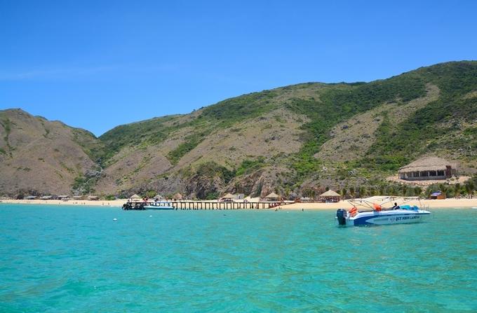 Kỳ Co - thiên đường biển đảo đẹp quên lối về